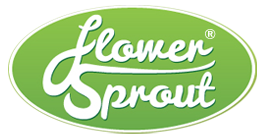 Flower Sprout Logo
